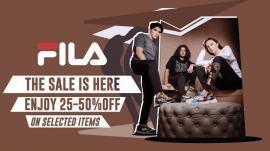 FILA offer