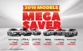 Kia Motors offer