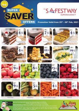 New Safestway Supermarket offer
