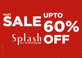 Splash offer