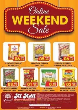 Al Adil Trading offer