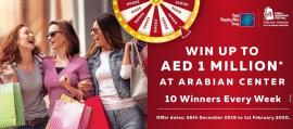 Arabian Center offer