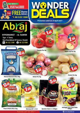 Abraj offer