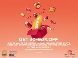 Mall of the Emirates offer