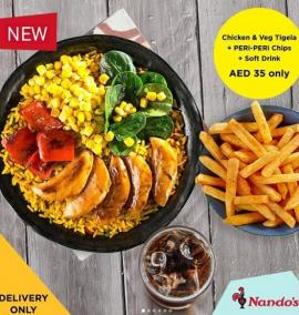 Nando's Restuarant offer